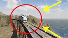 如果火车轨道也有减速带,那将会是怎样?网友:怪不得!
