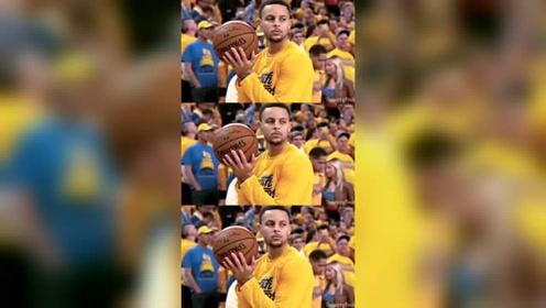 库里还是曾经那个少年,对篮球的直执着,一点没变!