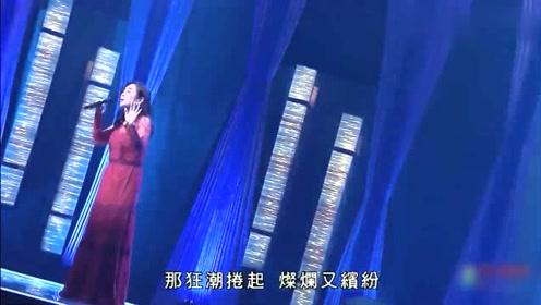 陈松伶演唱《笑看风云》等一系列电视剧主题曲