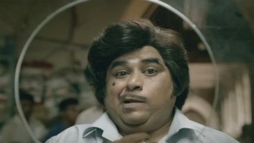 印度脑洞搞笑广告:这名字光是念完都要5分钟!