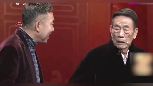 杨议杨少华相声小品父子情深,这口才我服了