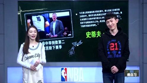 """【NBA晚自习】湖人赛季横扫鹈鹕,""""胖虎""""篮下威力直逼昔日格里芬?"""