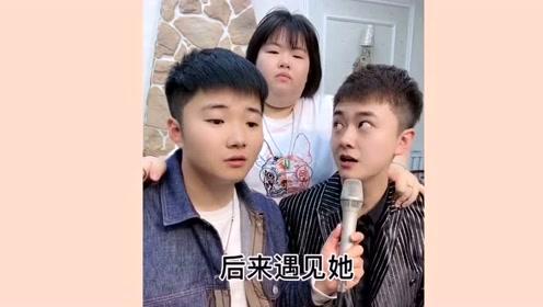 搞笑视频:白小白挑战高音少年,太惊艳了