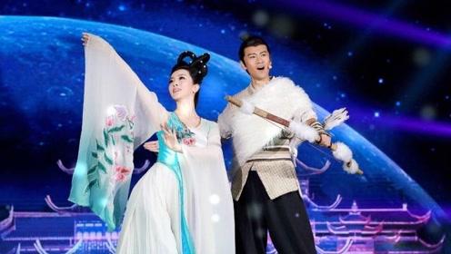 罕见央视女主持人跳舞,李思思仙气十足,张蕾钢管舞惊艳全场
