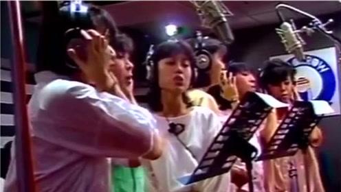 1985年,60位歌星合唱《明天会更好》,好听又震撼