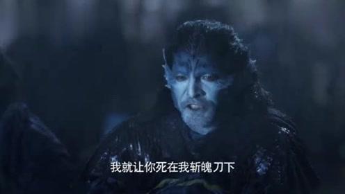 三生三世:夜华带领天兵和鲛人族交战,素素莫