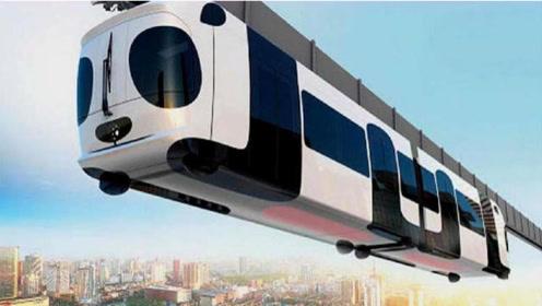 """中国亮出""""空中列车"""",直接在天上跑?印度媒体直言:看不懂!"""