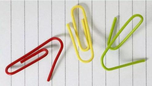 不管男生女生,出门切记带两个回形针,作用太神奇,学会受益一生