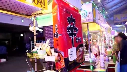 能把煮泡面发展成产业的,也就韩国人了,煮好泡面也能称大师