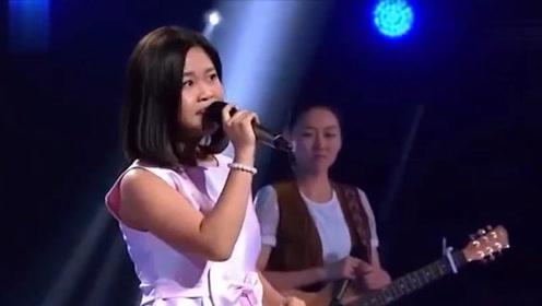 邓丽君的歌她听两三遍就会,开嗓惊艳全场!她才16岁!
