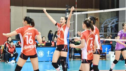 中国女排国家队培养1个边后攻,蔡斌重用:江苏女排未来全靠她了