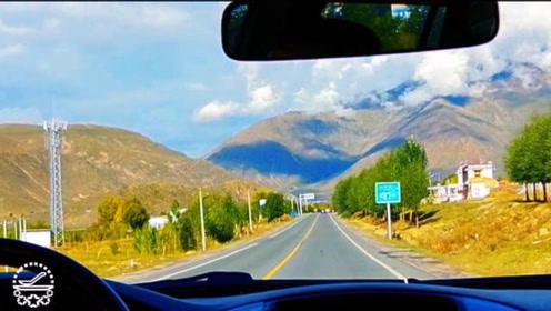 开车去西藏自驾游第152集:向初次进藏旅游的朋友推荐,走青藏线