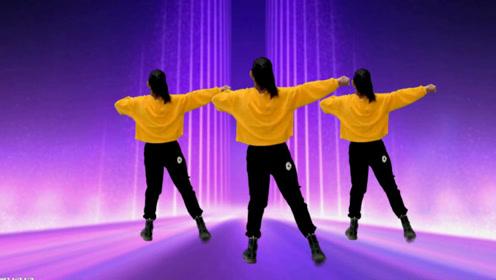 热门经典好看视频《两个世界》背面欣赏网红舞学跳