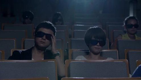 前夫跟小护士看电影,前妻独自在家哭泣,伤心极了