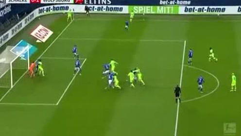 德甲-韦格霍斯特+施拉格尔建功 狼堡2-0客胜沙尔克