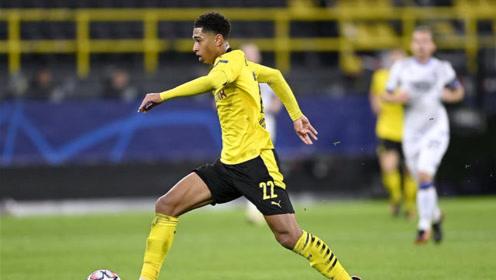 欧冠-哈兰德双响桑乔世界波 多特蒙德3-0布鲁日