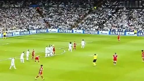 欧冠:皇马4比2大胜拜仁,C罗最巅峰时刻,一人吊打整个欧冠