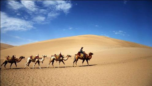 我国这个生活在沙漠中的村落,世代靠打渔为生,如今成热门旅游地