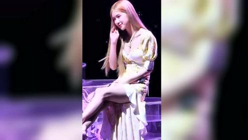 朴彩英绝美solo舞台,小姐姐真的是无时无刻都在散发魅力啊!