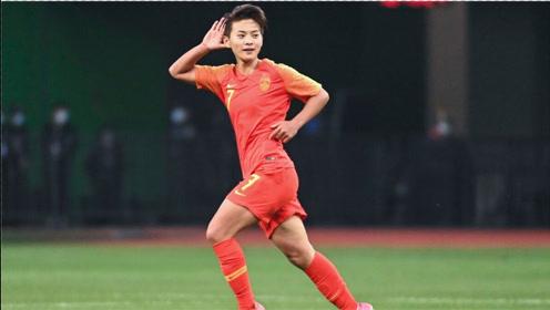 女足C罗!王霜穿裆+70米奔袭单挑韩国后防,任意球远射助球队挺进奥运