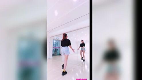 零基础韩舞爵士舞4minute《只是长胖》S. Pink舞蹈室