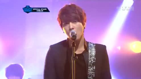 CNBLUE《直觉》《Love Girl》《In My Head》Mnet《M!Countdown》现场版