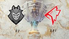 S9小组赛第六日加赛 G2 vs GRF