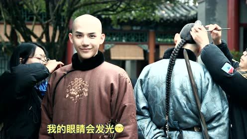 Behind the scenes: 13th and 14th compete in sweetness | Dreaming Back to the Qing Dynasty