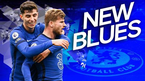 蓝军成绩的最佳保障 看哈弗茨与维尔纳如何挂起蓝色风暴