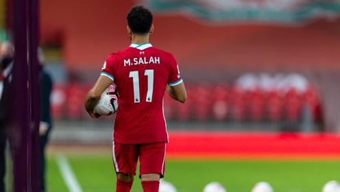 利物浦十月最佳进球出炉!沙奇里若塔完美连线 萨拉赫大秀抽射技能包