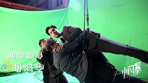 BTS: This is the Mr. Hu on the set | You Complete Me