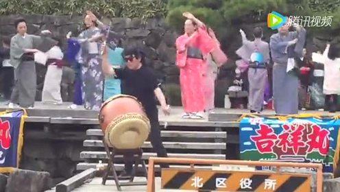 别总盯着中国大妈 日本大妈的广场舞也是逆天了!