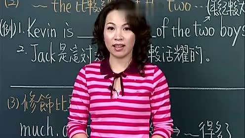 谢孟媛初级文法视频教程-英语提高_第12集