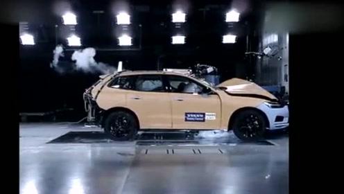 世界最安全汽车沃尔沃的生产装配及安全测试