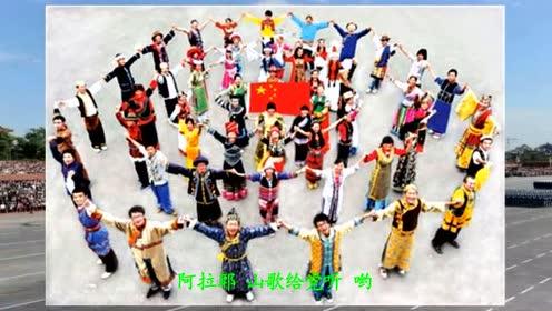 八年级历史下册第四单元 民族团结与祖国统一12 民族大团结