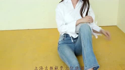 牛仔裤广告片个人形象片宣传片短视频拍摄