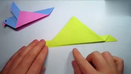 手工折纸动物