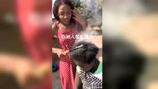 非洲人烫头发,都是这样烫的吗?