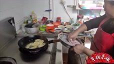 东北老妈做锅包肉仍保留老式做法,吃的心都化了