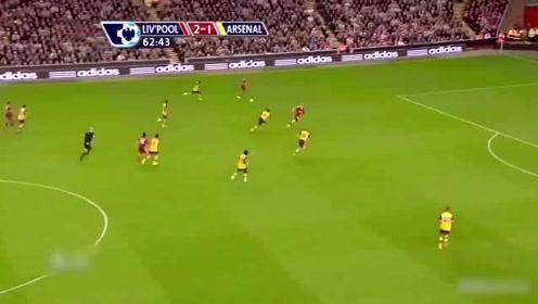 经典回顾,阿森纳对战利物浦4比4,精彩的比赛