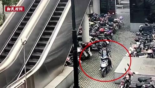 """自拍短视频""""神助攻""""盗车嫌疑人自曝作案轨迹"""
