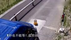 一秒也不能等的司机,柱子:上来就拉我一脸
