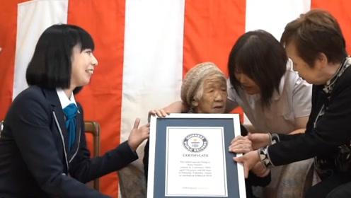 日本最长寿的女子,生活跨越了三个世纪,长寿