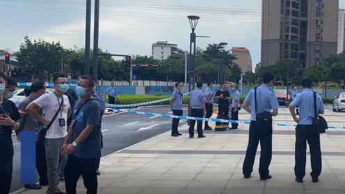 网传广东佛山一女子被砍成两半从七楼扔下?警方:初步排除他杀