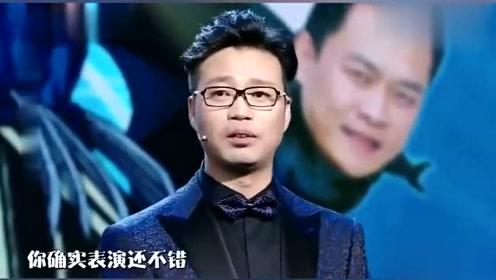 王迅被导演嫌弃长得太随便,王迅:黄渤比我还随便,照样演男一当影帝