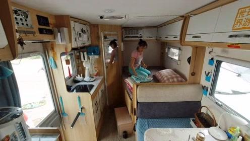 房车生活除了享受美食美景,就是改装收拾、买户外装备,你说对吗?
