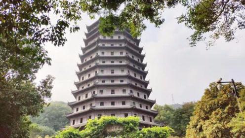 游杭州六和塔穿越回南宋,探寻到底是什么吸引乾隆帝7次登临该塔
