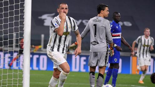 意甲第1轮:尤文图斯3-0桑普多利亚 一场精彩对决 C罗取得进球。