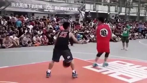 中国民间打球最牛的篮球高手,为什么进了CBA啥都不是