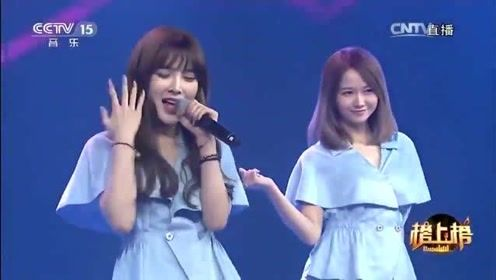 夜空女孩演唱《歌曲串烧》,可甜可撩,让人看得目不转睛!